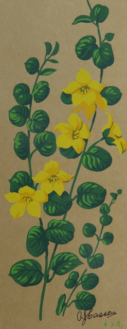 , 'Floral study - Yellow flowers,' , Arctic Experience McNaught Gallery