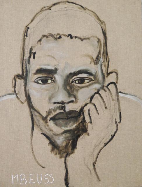 , 'Mbeuss - série Dakar Studio,' 2018, Galerie Cécile Fakhoury - Abidjan