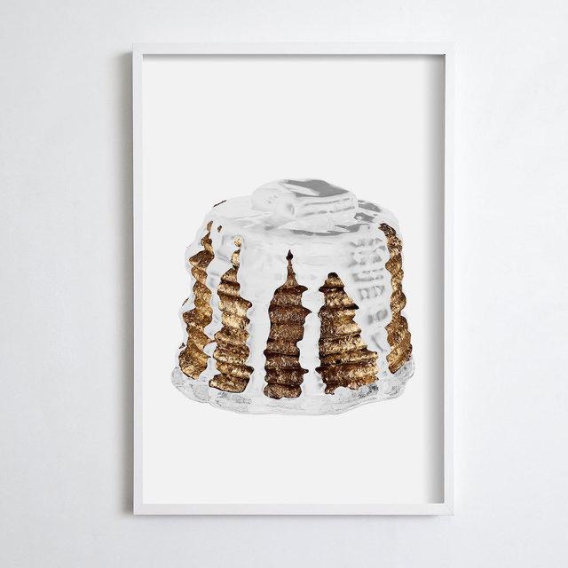 , 'Pancake Stack,' 2016, TWFINEART