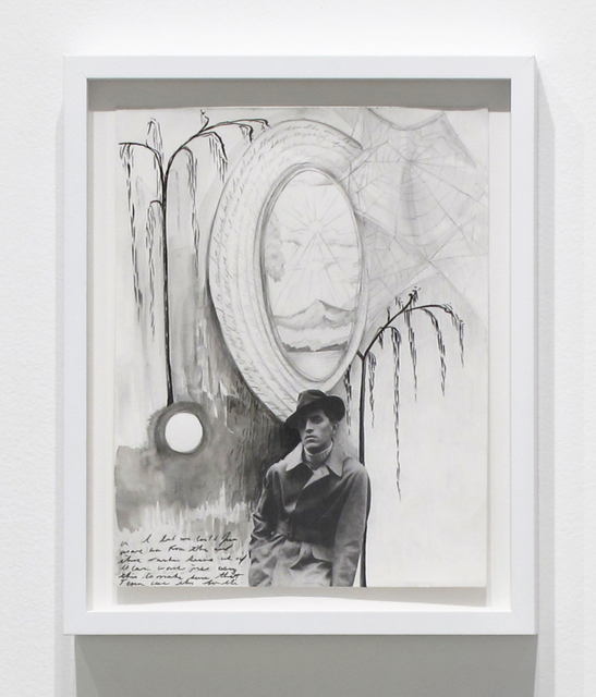 , 'man of mystery,' 2017, Inman Gallery