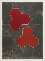 Gordon House, 'Crystal Red (Baro 115),' 1978-79, Forum Auctions: Editions and Works on Paper (March 2017)