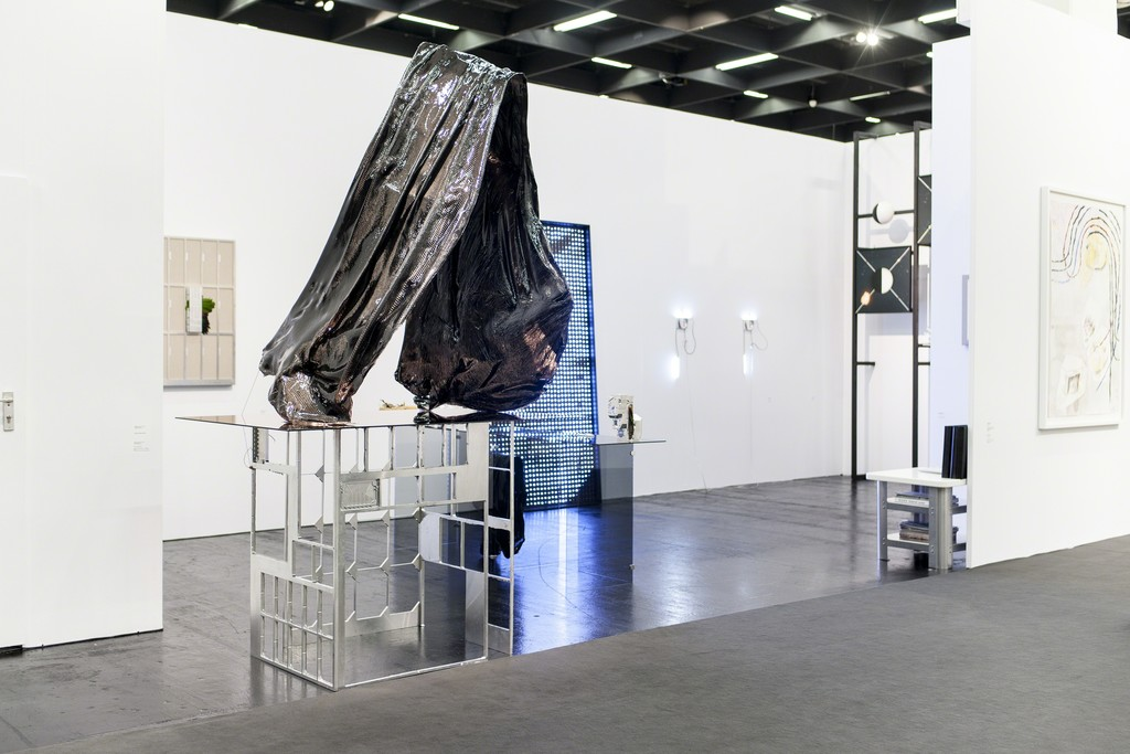 Installation view Galerie Fons Welters at Art Cologne 2016. Photo Mia Boysen.