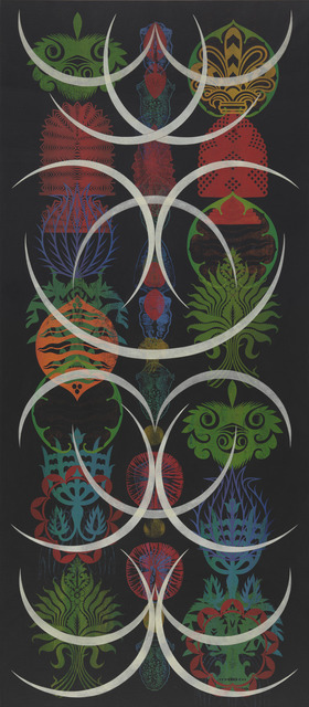 , 'Crescent Totem,' 2011, Gagosian Gallery
