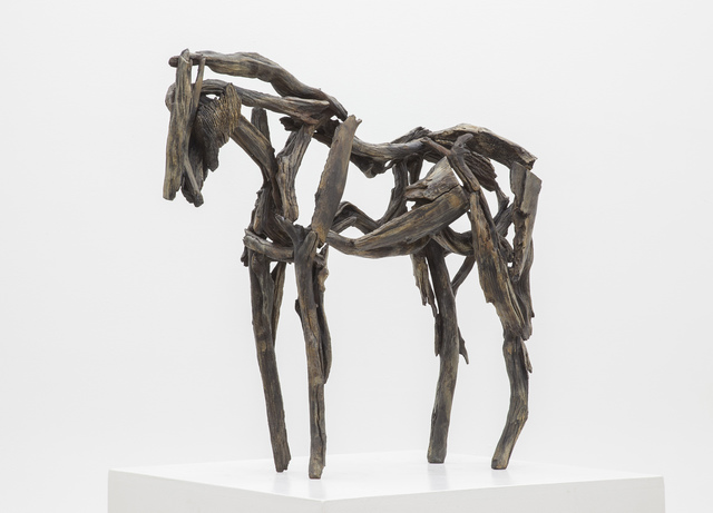 , 'KINO PALUA (dual nature),' 2014, Greg Kucera Gallery