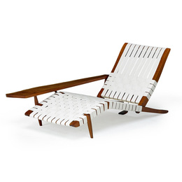 Long Chair with Arm Rest, New Hope