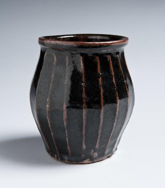 , 'Tenmoku Vase ,' ca. 2017, Lacoste Gallery