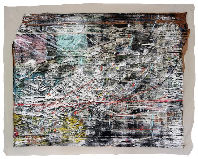 , 'Cut up No. 6,' 2014-2015, ANNO DOMINI