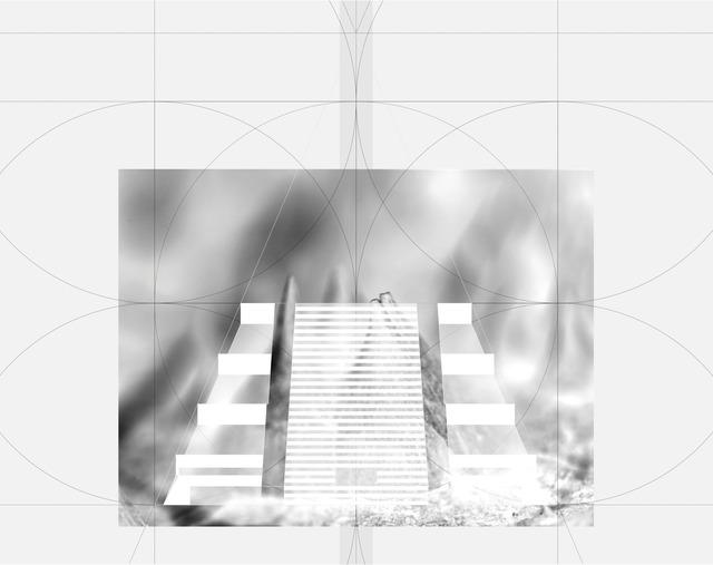 , 'obp_31.08.07_05.09 _piramde rotonda di calixtlahuca _alzato _2016,' 2016, Eduardo Secci Contemporary