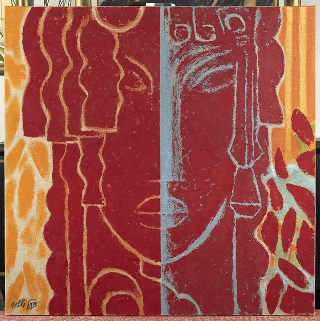 , 'LES SIBYLLES I,' 2014, Galerie Marcilhac