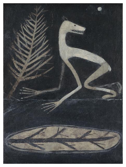 , 'Werewolf,' 2015, ClampArt