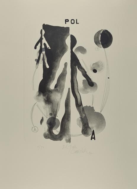Carsten Nicolai, 'Pol-Figur', 1990-2000, ARTEDIO