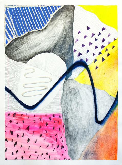 , 'Space Kidneys,' 2015, Spotte Art