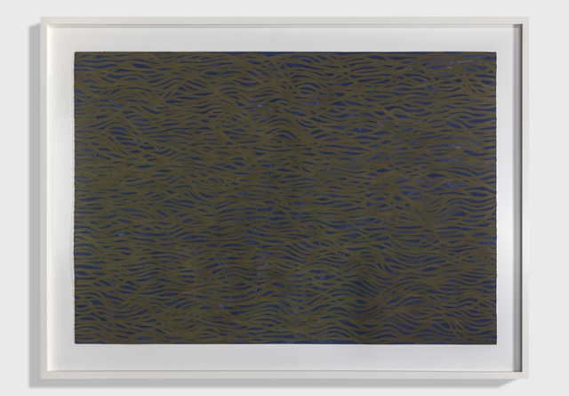 , 'Horizontal Bands (More Or Less),' 2002, Alfonso Artiaco