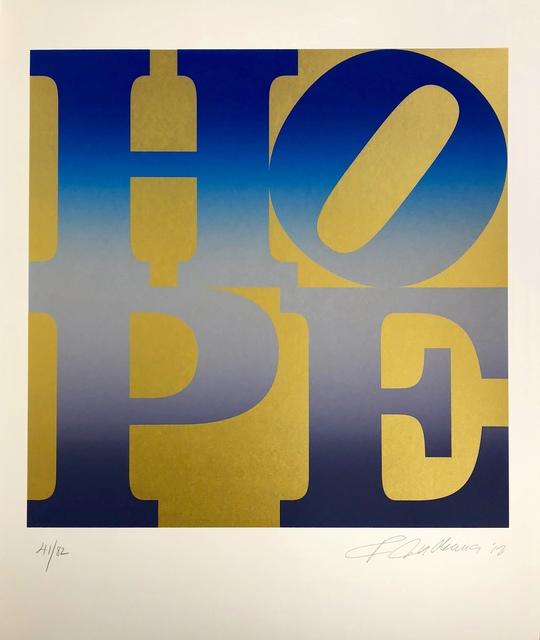 , 'Winter, Four Seasons of Hope, Gold Portfolio,' 2012, Woodward Gallery