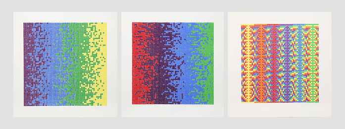 David Roth, 'Untitled 3; Untitled 8; Thornwood (three works),' 1979-1980, Heritage Auctions: Holiday Prints & Multiples Sale