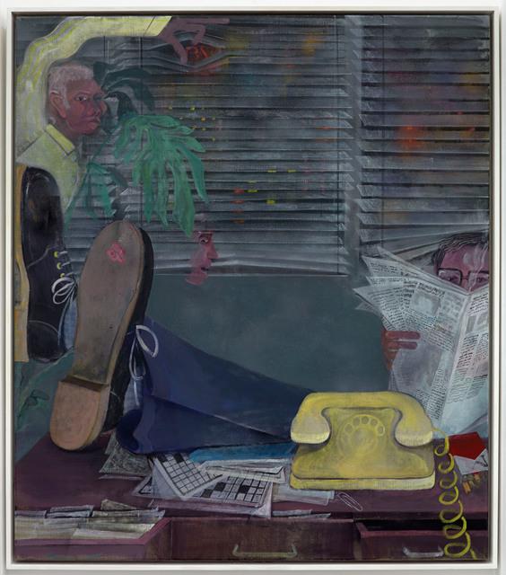 , 'Telephone,' 2013, Dawid Radziszewski