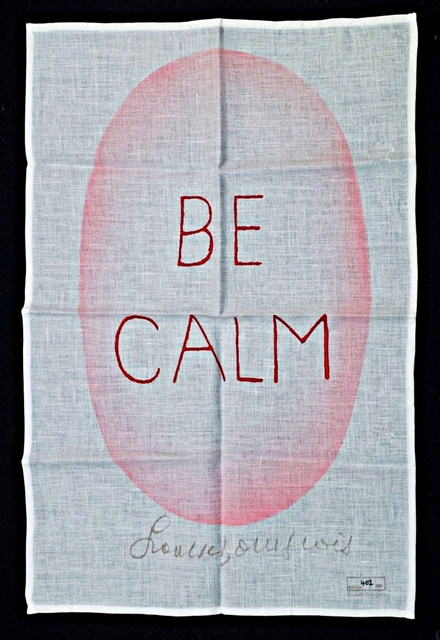 , 'Be Calm ,' 2005, Alpha 137 Gallery