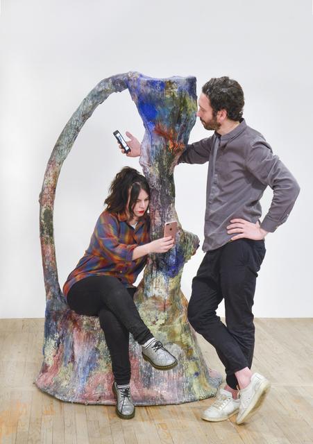 , 'Slumpie 89 – Harp Mode,' 2018, Postmasters Gallery