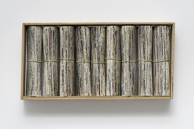 , 'Revistas (série),' 2013, Baginski, Galeria/Projectos