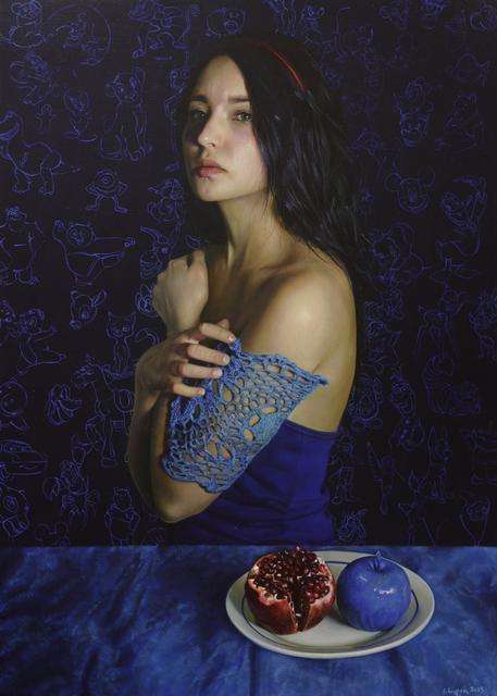 , 'Blue,' 2015, Gallery 1261