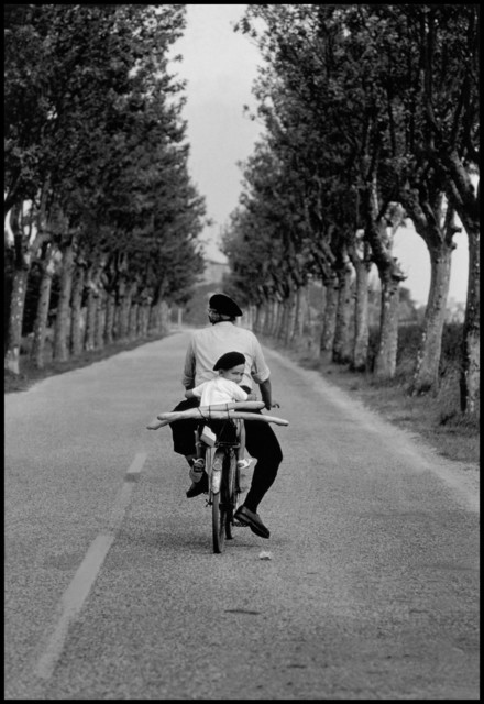 , 'Provence. FRANCE. ,' 1955, Magnum Photos