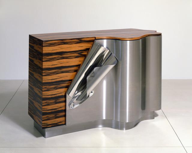, 'Drape Cabinet B,' 2005, Demisch Danant