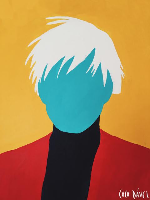 , 'Warhol,' , Maddox Gallery