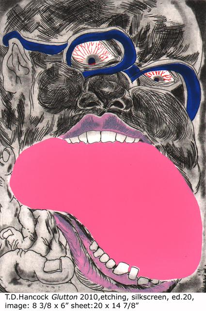 , 'Glutton,' 2010, Dolan/Maxwell
