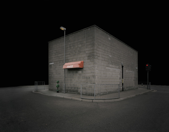 ", '""Nelly Close 2009"" from the series ""A Metaphysical Survey of British Dwellings"",' 2010, Yamamoto Gendai"