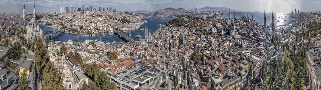 , 'Muta-morphosis, Istanbul Beyazıt Tower #01,' 2015, C.A.M Galeri