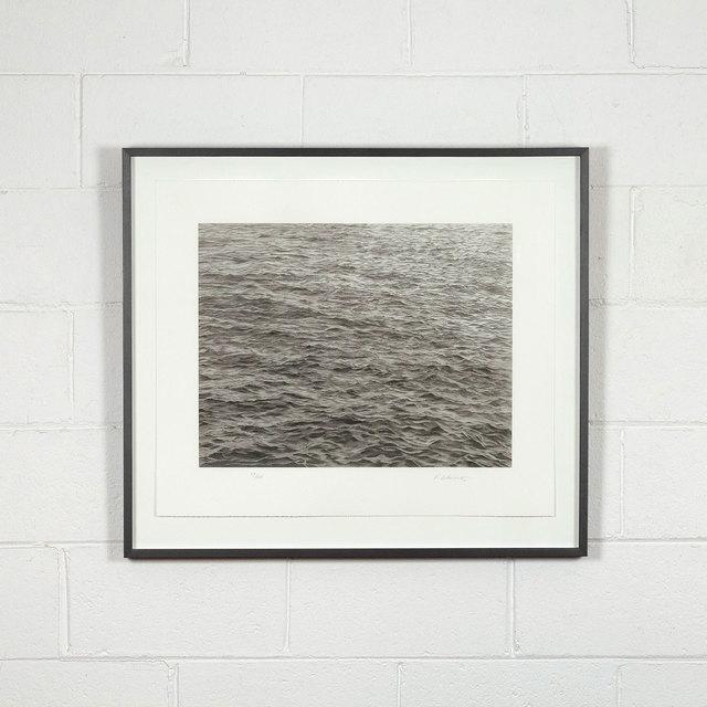 ", 'Untitled (""Ocean With Cross #1),' 2005, Caviar20"