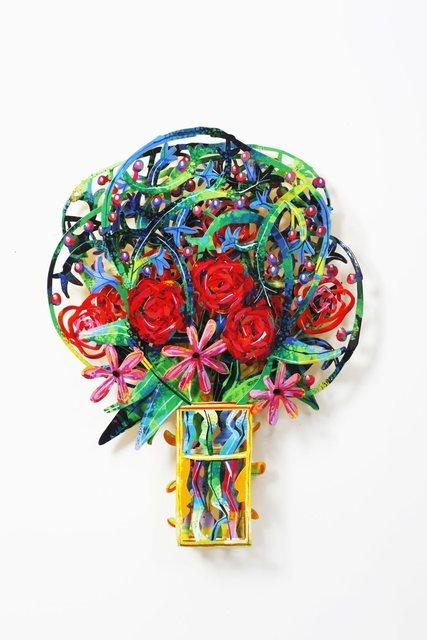 , 'Bouquet London,' 2009, Galerie Montmartre