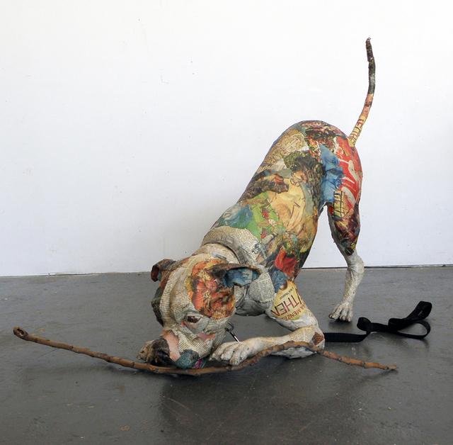Will Kurtz, 'Artie and His Stick', 2016, Avant Gallery