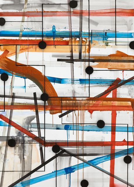 , 'Fluvius,' 2011, Galerie Thomas Schulte