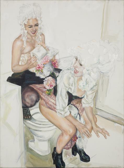 , 'La Toilette Des Dames III,' 2014, RUDOLF BUDJA GALLERY