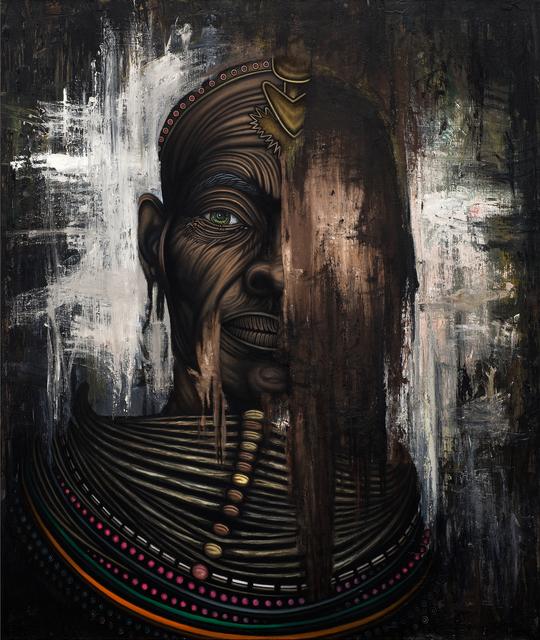 , 'Oorsprong,' 2016, DETOUR Gallery