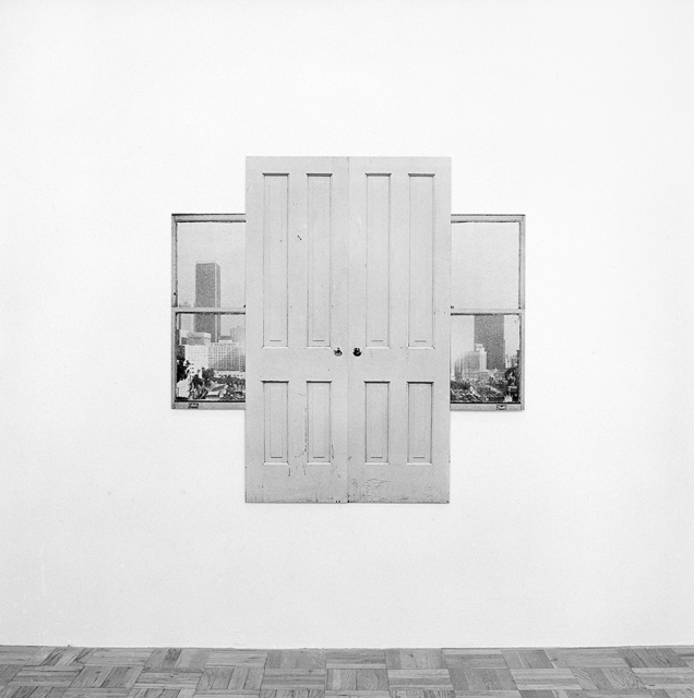 , 'Door/Window #3,' 1977, Casemore Kirkeby