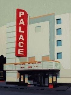 , 'Palace Theatre,' 2015, Cynthia Corbett Gallery