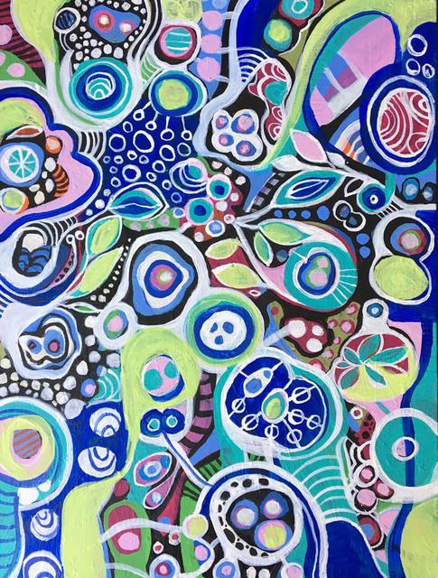 Eva Holz, 'Abstracto vegetal', 2018, ArtLabbé Gallery