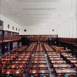 Deutsche Bucherei Leipzip IX