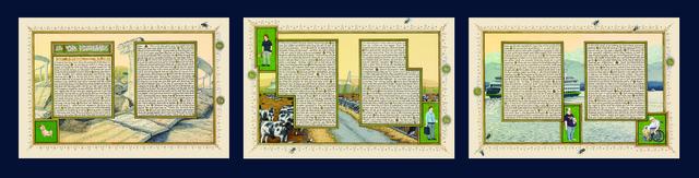 Sandow Birk, 'American Qur'an: Sura 22', 2009, Koplin Del Rio