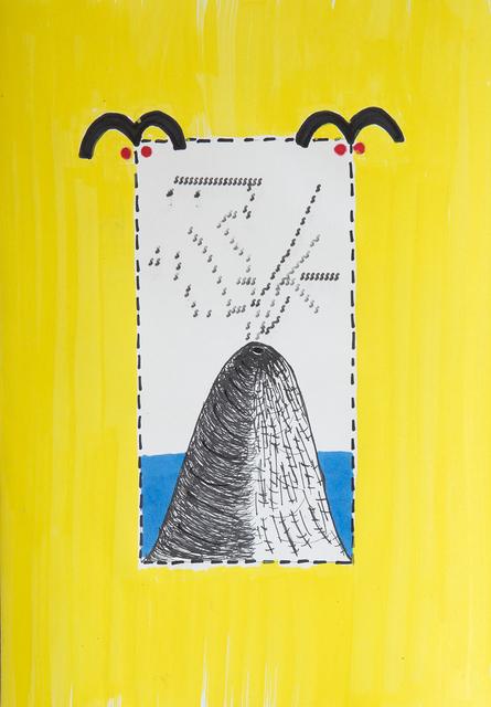, 'Pus Geologico,' 2016, Agustina Ferreyra