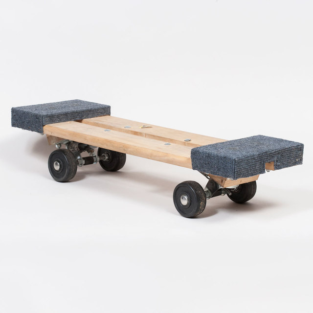 , 'Skateboard,' 2014, Patrick Parrish Gallery