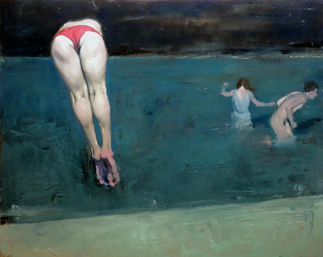 Malcolm T. Liepke, 'Dive into the Abyss', 2019, Pontone Gallery