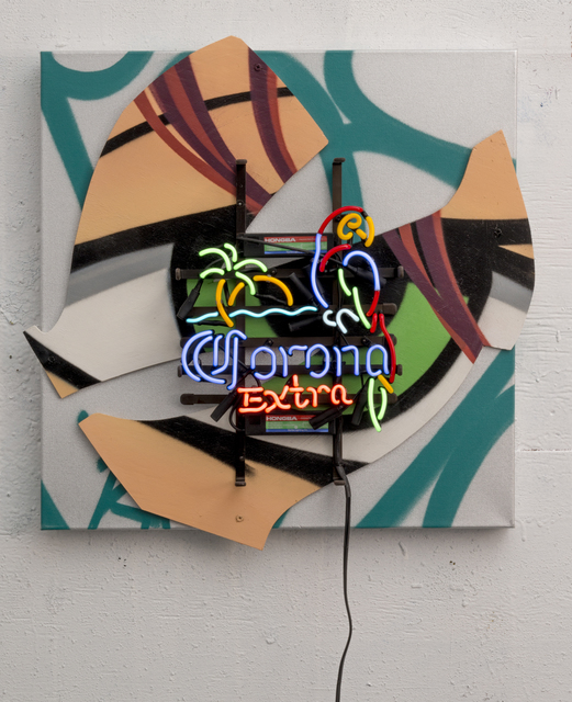 , 'Corona,' 2014, Jonathan LeVine Projects
