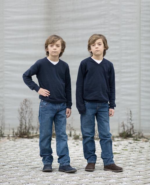 , 'Twins #3,' 2000-2015, Galerie Jordanow