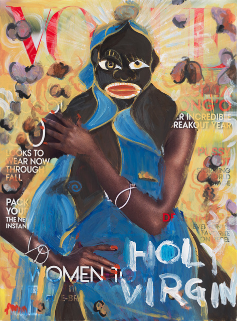 , 'The Holy Virgin Issue,' 2016, ArtStar