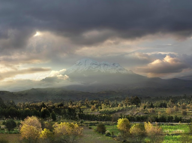 , 'Chimborazo,' 2015, Galería de la Oficina