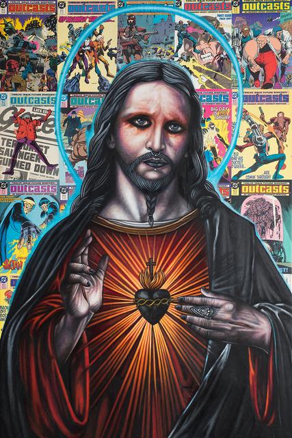 Michael LaBua, 'Outcasts (Jesus)', 2016, DETOUR Gallery
