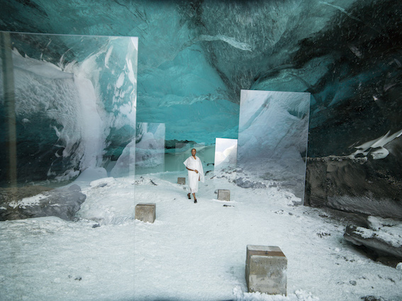 , 'Stones Against Diamonds (Ice Cave),' 2015, Galeria Nara Roesler